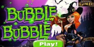 Gather 35 Free Spins with the Bubble Bubble Slot Coupon