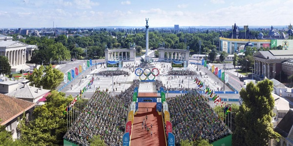 Budapest Olympic Application2024