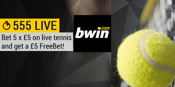 daily free bet on tennis