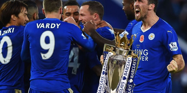 Leicester City Champions League Winning Odds