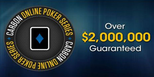 Play in the Caribbean Beach Poker Classic courtesy of CarbonPoker