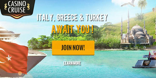 Experience a Mediterranean Trip with the Casino Cruise Vacation Promo