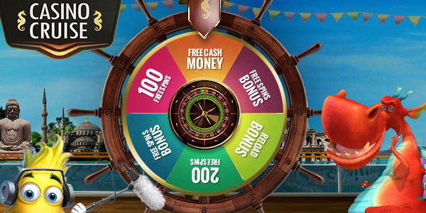 Try the Cruise of Fortune at Casino Cruise and win one of their surprises!