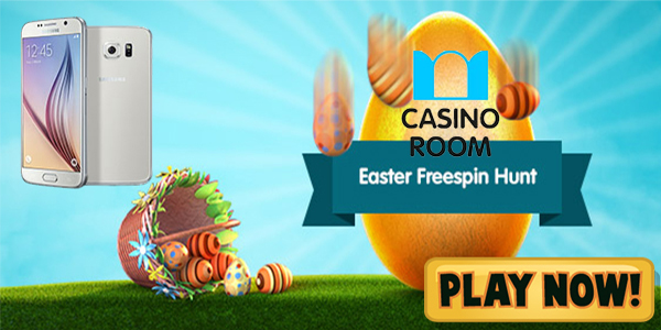 Casino Room Easter Freespin Hunt Promo
