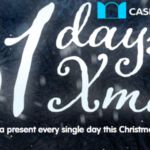 Enjoy 31 Days of Gifts with the Casino Room 31 Days of Xmas Calendar