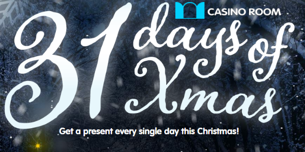 31 Days of Xmas calendar at Casino Room