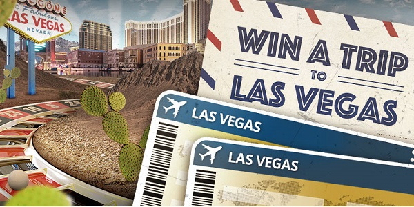 Cherry Casino Las Vegas Holiday Package Giveaway