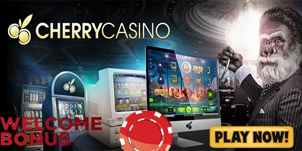 Cherry Casino Welcome Package promo