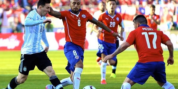 Bet On Argentina v Chile: Will Chile Win?