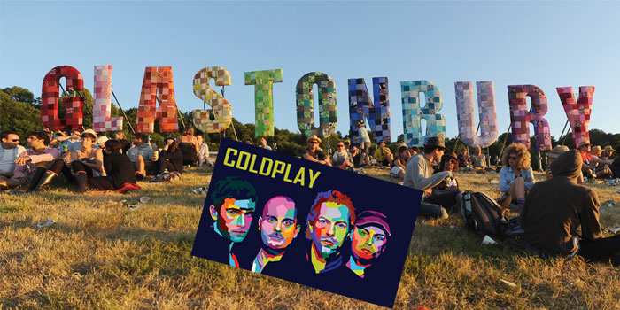 Coldplay at Glastonbury betting suggestions
