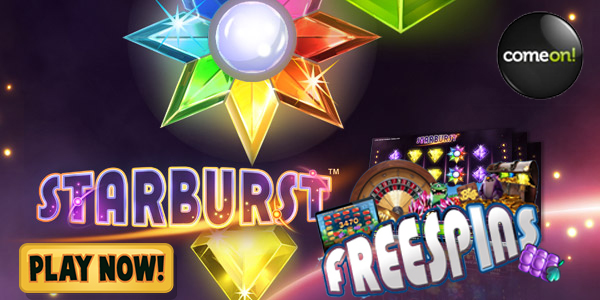 Win 90 Free Spins at ComeOn! Casino Today!