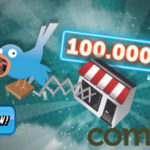 Play with Starburst Slot at ComeOn! Casino and get 100,000 ComeOn! points today!