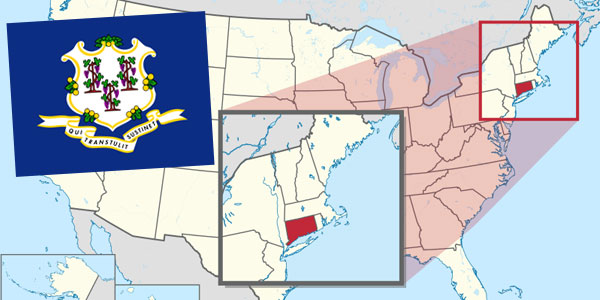 Connecticut Gambling laws on sports betting, casinos, lotteries, dailly fantasy sports