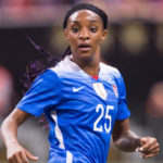 Will USWNT's Crystal Dunn sparkle at the Olympics?