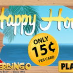 Claim Cash Prizes up to USD 1,000 by Playing at CyberBingo Every Day