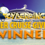 Congratulations to the Summer Cruise Giveaway Winner