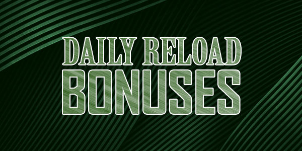 Daily Reload Bonuses Rembrandt Casino