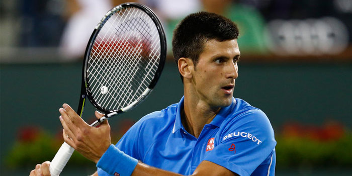 Novak Djokovic will compete in the BNP Paribas Open at Indian Wells