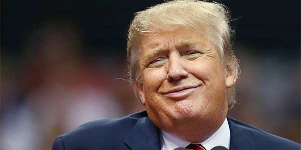 The attractive Donald Trump