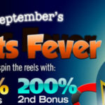 Increase your September gaming funds with Slotocash Casino bonuses!