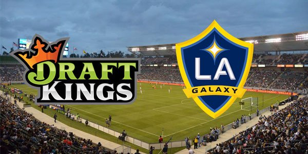 DraftKings LA Galaxy Partnership Agreed DFS daily fantasy sports