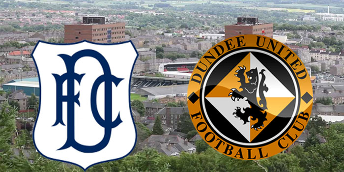 Dundee Derby Odds with Dundee playing Dundee United at Tannadice