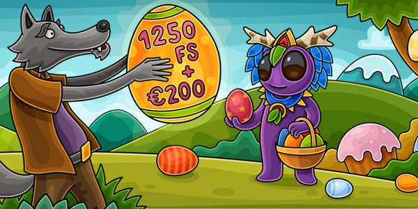 Easter Free Spins Hunt