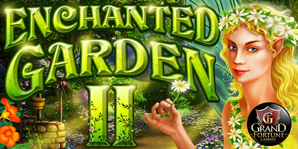 Enchanted Garden II slot Grand Fortune
