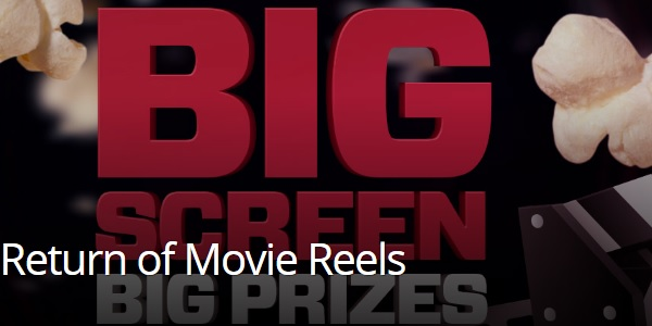 Enjoy the Best Free Spins Offer at Energy Casino's Movie Reels!