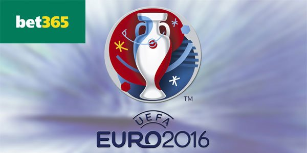 Great odds and promotions for Euro 2016 at Bet 365 Sportsbook