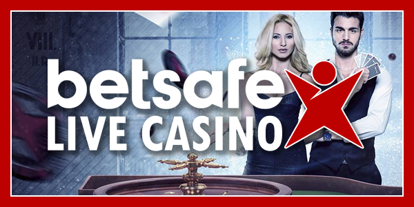 Collect Extra Live Casino Chips at Betsafe Casino