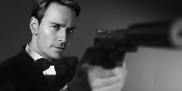 Michael Fassbender James Bond