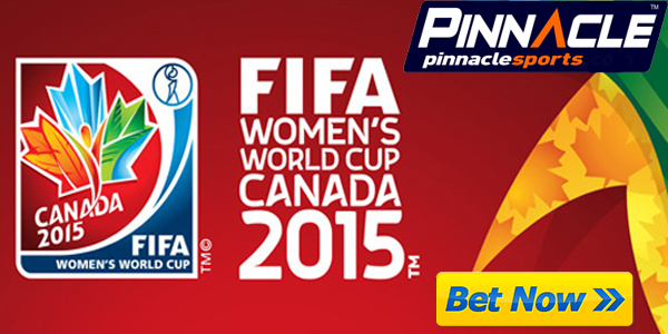 Pinnacle Sports FIFA Women's World Cup promo