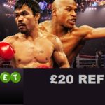 Unibet Offers GBP 20 Refund on Mayweather – Pacquiao