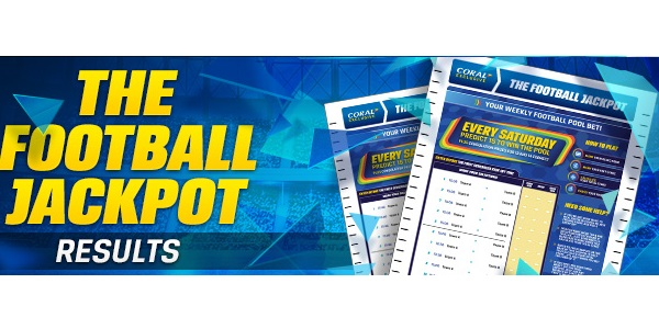 Coral Sportsbook Football Jackpot Game