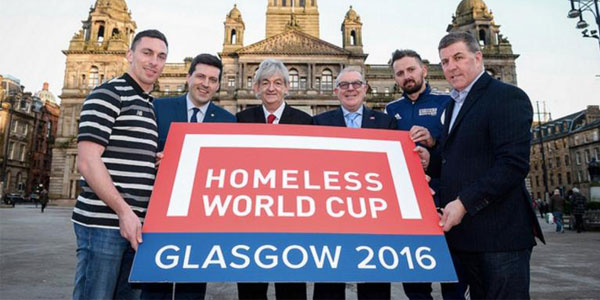 Guide to the Homeless World Cup