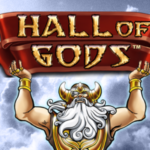 Claim Up to 60 Hall of Gods Free Spins at Casumo