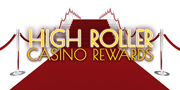 High Roller Casino rewards