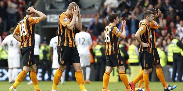 Hull City relegation
