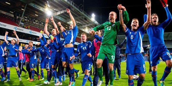 Iceland Euro 2016 World Cup 2018