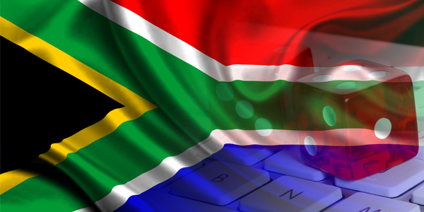 Illegal online gambling in South Africa
