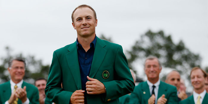 You can't bet on Tiger Woods, so bet on Jordan Spieth to bet on to win the masters