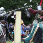 Don't Bet On Jousting Galloping Its Way To Tokyo