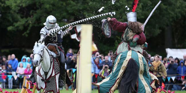 Olympic Jousting