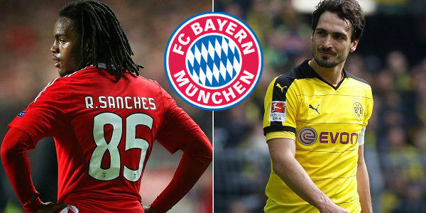 Latest Bayern Munich Transfers in Hopes of Winning the Champions League