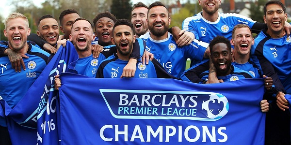 Leicester City Champion Relegation