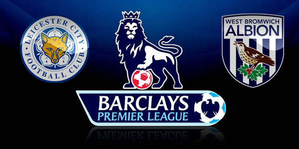 Leicester play West Brom in the Premier League on Tuesday