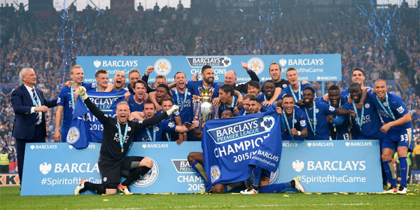 Could Leicester win the Champions League next year?