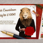 Ring in the New Year with the £100,000 Cash Prize Draw at LeoVegas Casino!