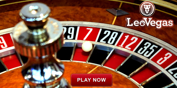 £10,000 risk free bet at LeoVegas Casino